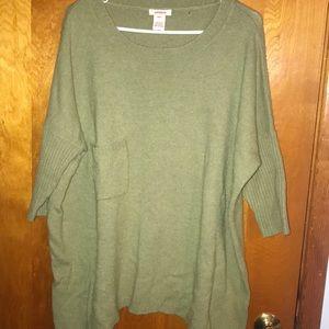 Sundance oversized sweater